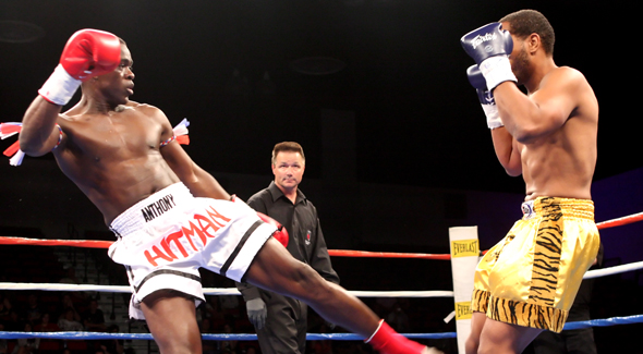 Thai Boxing Workout