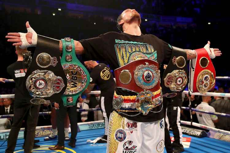 <label><a href='https://mvpboxing.com/news/-matchmaking-the-real-challenge-for-usyk-ahead-of-heavyweight-debut' class='headline_anchor'> Matchmaking the real challenge for Usyk ahead of heavyweight debut</a></label><br />Usyk relinquished all cruiserweight belts and has moved up to fight at heavyweight.Nick Potts/PA/AP