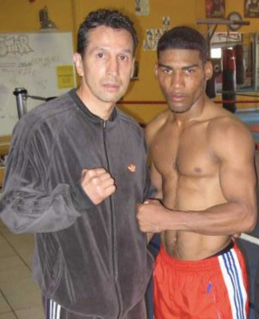 Technical Training With Gamboa And Manny