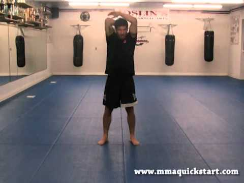 Beginner MMA - Basic Stretch Sequence