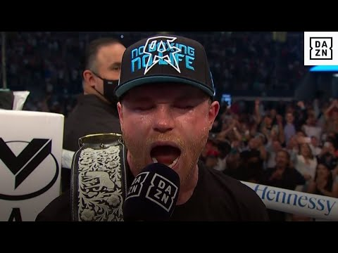 <label itemprop='name'><a href='https://www.mvpboxing.com/videos/all-access/Canelos-HYPED-Reaction-To-Beating-Billy-Joe-Saunders-Calls-Out-Caleb Plant'  class='headline_anchor news_link' itemprop='url'>Canelo's HYPED Reaction To Beating Billy Joe Saunders, Calls Out Caleb Plant</label>